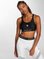 MOROTAI Športová podprsenka Endurance M-Back čern