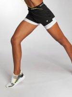 MOROTAI Shorts 2in1 schwarz
