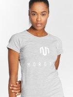 MOROTAI t-shirt Premium Basic Brand grijs