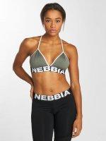 Nebbia Sports-BH Hem khaki