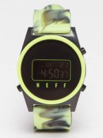 NEFF Orologio Daily Digital verde