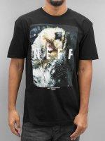 NEFF T-Shirt Quad Otter black