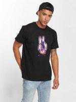 NEFF T-Shirt Peeace Out black