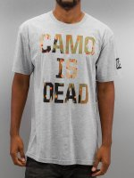 NEFF t-shirt Camo is Dead grijs