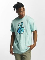 NEFF t-shirt Peeace turquois