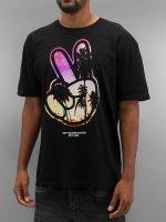 NEFF t-shirt Paz Sunset zwart
