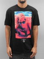 NEFF t-shirt Babe Watch zwart