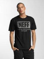 NEFF t-shirt New World Push zwart