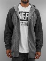 NEFF Zip Hoodie Daily grau