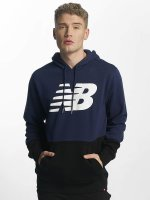New Balance Hoody Essentials blau