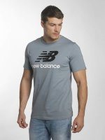 New Balance T-Shirt MT73587 Essentials blau