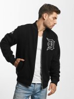 New Era Bomber jacket Team Melton Detroit Tigers black