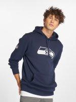 New Era Felpa con cappuccio Team Logo Seattle Seahawks blu