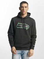 New Era Hoodie Two Tone Pop Seattle Seahawks grey