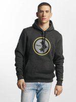 New Era Hoodie Two Tone Pop Pittsburgh Steelers grey