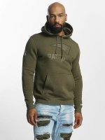 New Era Hoodie NFL Camo New England Patriots olive