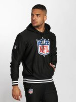 New Era Hoody Dryera NFL Shield schwarz