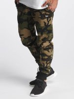 New Era joggingbroek Woodland Oakland camouflage