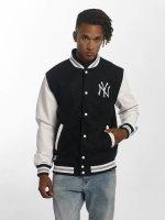 New Era Prechodné vetrovky Team Apparel Varsity NY Yankees modrá