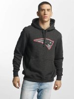 New Era Sudadera Two Tone Pop New England Patriots gris