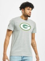 New Era T-paidat Team Logo Green Bay Packers harmaa
