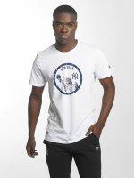 New Era T-paidat MLB Landmark NY Yankees valkoinen