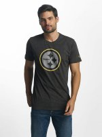 New Era T-Shirt Two Tone Pop grey