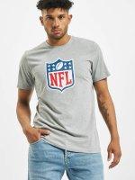 New Era T-Shirt Team Logo gris