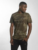 New Era T-Shirt BNG Chicago Bulls Graphic olive