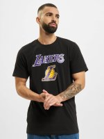New Era t-shirt Team Logo LA Lakers zwart