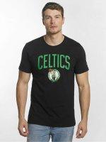 New Era t-shirt Team Logo Boston Celtics zwart