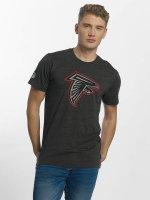 New Era T-Shirty Atlanta Falcons szary