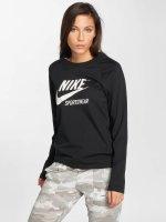 Nike Longsleeve Sportswear zwart
