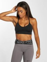 Nike Performance Soutiens-gorge de sport Seamless Light noir