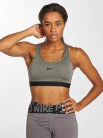 Nike Performance Sport BH Classic Padded grijs