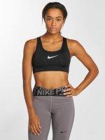 Nike Performance Sport BH Swoosh schwarz