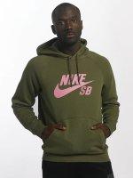 Nike SB Hoody SB Icon olijfgroen
