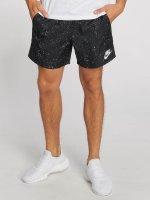 Nike Shorts Sportswear Flow Aop Woven schwarz