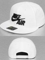 Nike Snapback Cap Air True EOS weiß