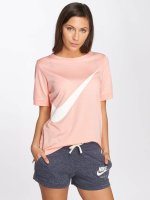 Nike T-paidat Sportswear roosa