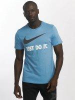 Nike T-Shirt New JDI Swoosh blau