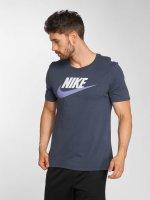 Nike T-Shirt Futura Icon blau