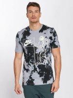 Nike t-shirt Sportswear Tie Dye 1 grijs