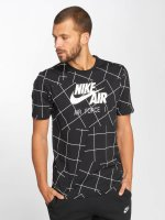 Nike T-Shirt Air Force 1 2 schwarz