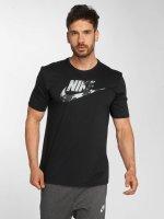 Nike T-Shirt Sportswear Tie Dye 2 schwarz