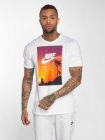 Nike T-Shirt Sportswear FTWR 4 weiß