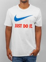 Nike t-shirt New JDI Swoosh wit
