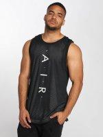 Nike Tank Tops Sportswear Air Knit musta