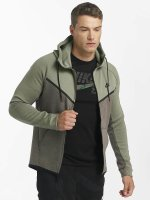 Nike Zip Hoodie NSW Tech Fleece зеленый