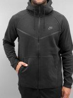 Nike Zip Hoodie Sportswear Tech Fleece schwarz